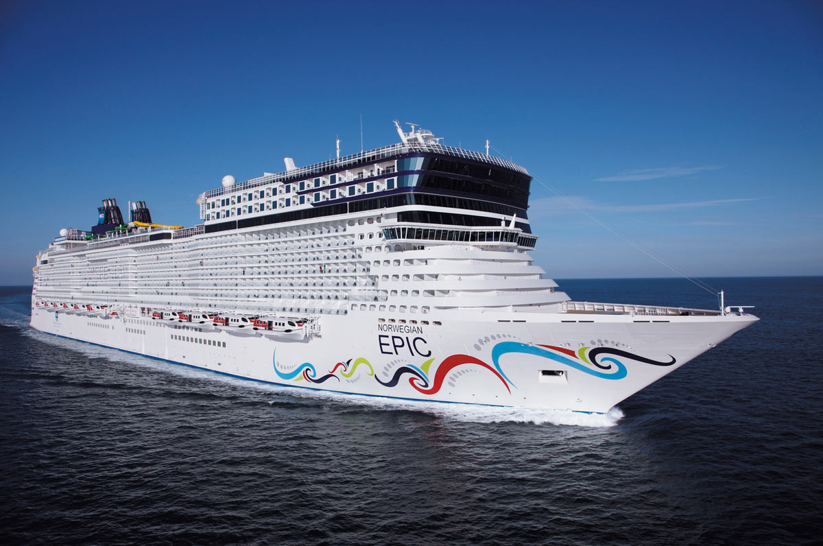 MS Norwegian Epic