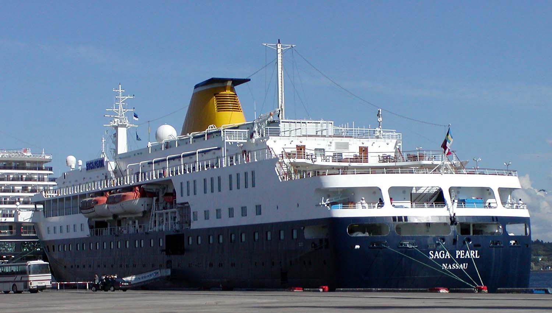 Saga Pearl / MV Minerva
