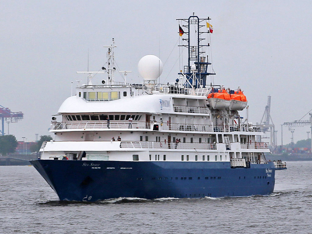 MV Sea Spirit